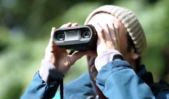 Sony DEV50 binoculares