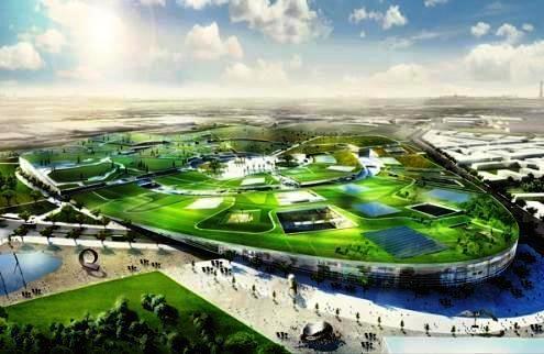 Construirán una ciudad subterránea y sustentable cerca a París
