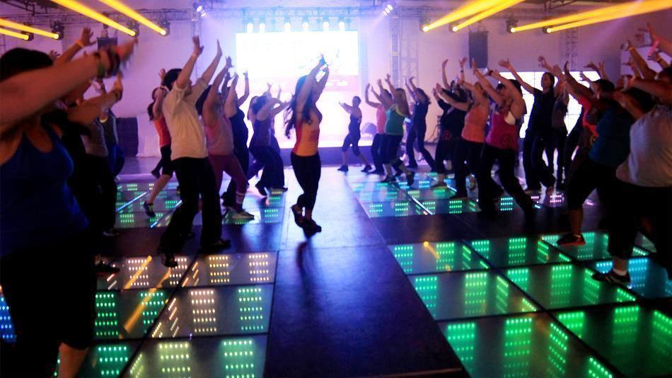 Pistas de baile que generan energía reutilizable