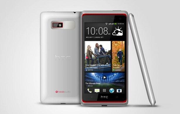 HTC anuncia su smartphone Desire 600 con cámara 8 megapixeles