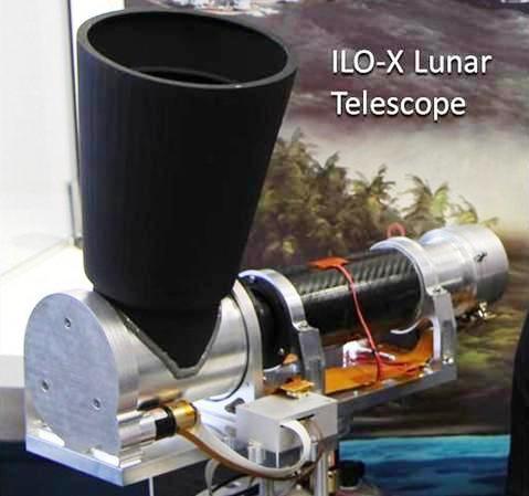 Un telescopio servirá de webcam en la Luna y todos podremos utilizarlo