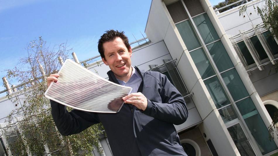 En Australia imprimen celdas solares cada dos segundos