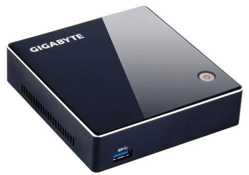Gigabyte anuncia sus mini computadores BRIX con procesador Intel Ivy Bridge
