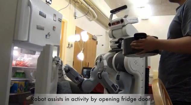 """Un robot capaz de """"leer"""" su mente"""