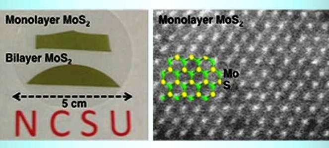 Desarrollan técnica para fabricar electrónica del grosor de un átomo