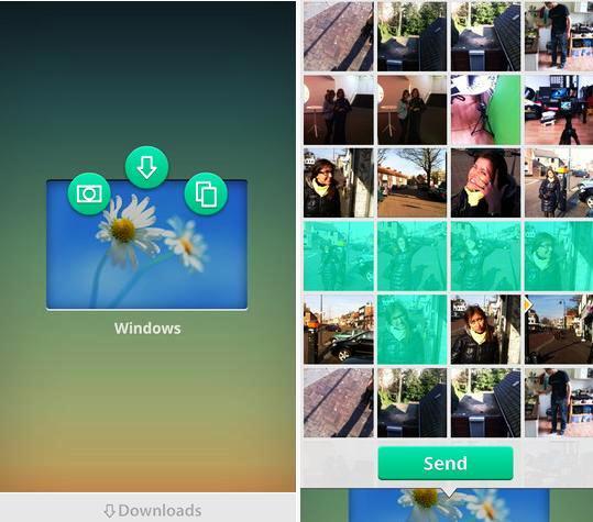 Intercambio gratis de archivos entre Windows/Mac y iPhone, iPod, Ipad