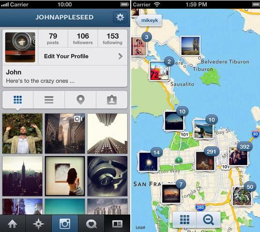 Instagram captura gratis fotos y videos de momentos inolvidables para iPhone, iPad, iPod