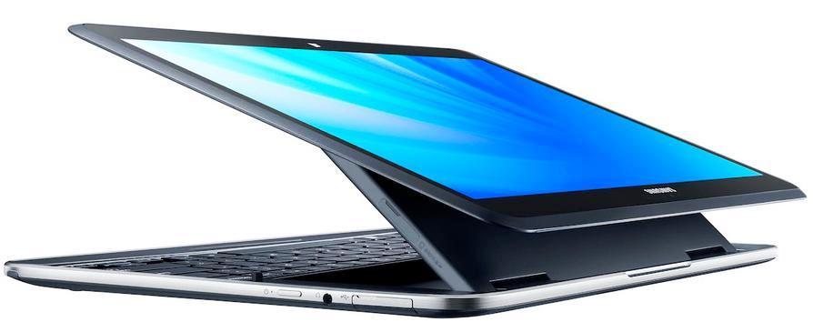 Samsung presenta su tablet ATIV Q con Windows 8 y Android