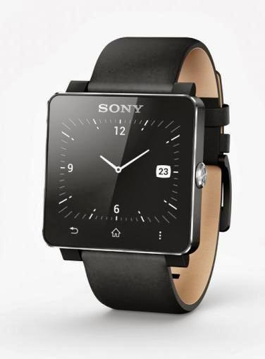 Sony introduce su reloj inteligente Smartwatch2