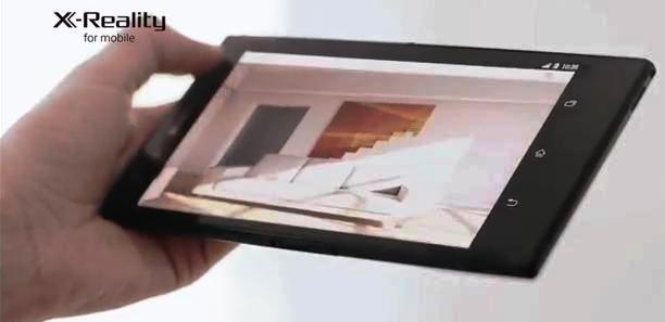 Sony presenta su smartphone Xperia Z Ultra resistente al agua