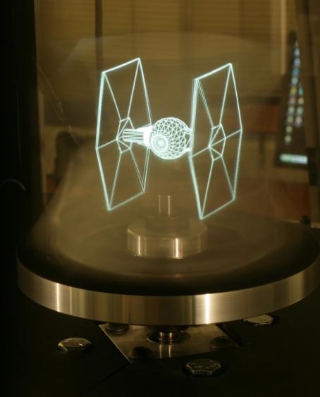 Las salas de cine del futuro podrían usar tecnología 3D realista