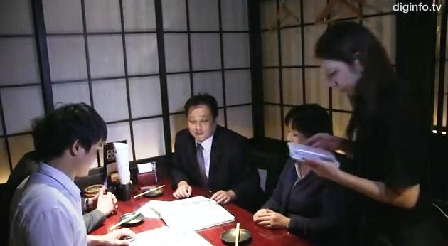Todos los restaurantes deberían tener este aplicativo japonés para que nunca tengamos que esperar