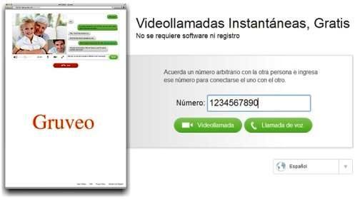Realice videollamadas privadas gratis, sin instalar nada ni registrarse