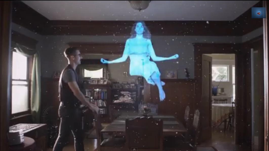 Hologramas para el hogar de tamaño humano en el 2.014