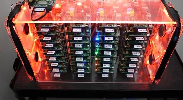 Súpercomputador al costo de un PC de escritorio