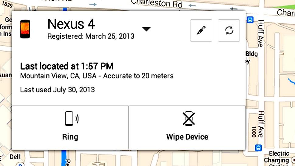 Google liberará aplicativo para encontrar su teléfono perdido o borrarle la información