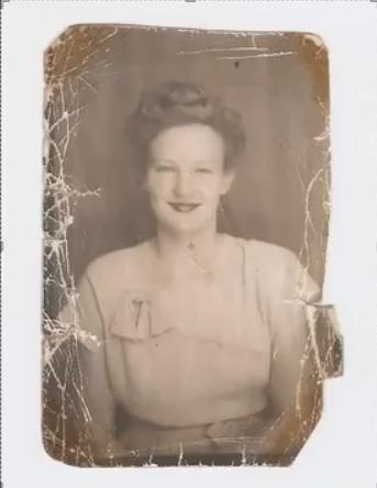 Video del fascinante proceso de restauración de una foto