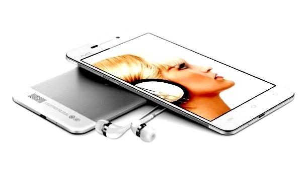 El smartphone más delgado del mundo mide 5.6 mm de grosor