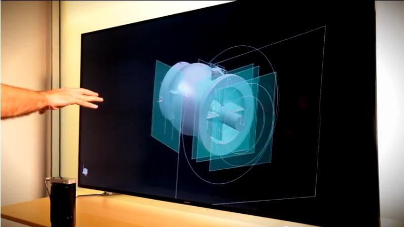En el futuro los diseñadores trabajarán al estilo de Tony Stark de Iron Man