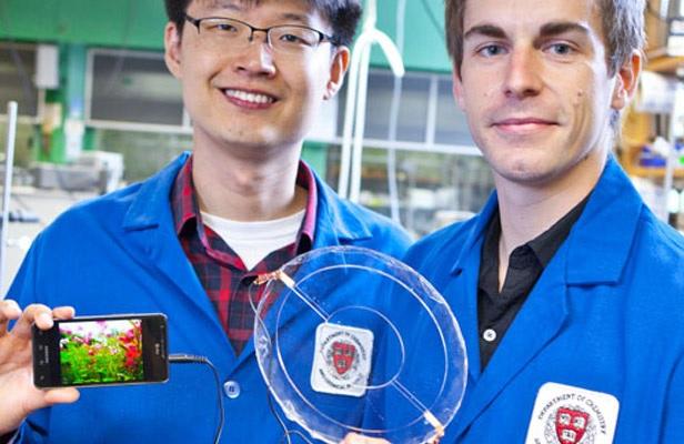 En Harvard crean altavoces transparentes