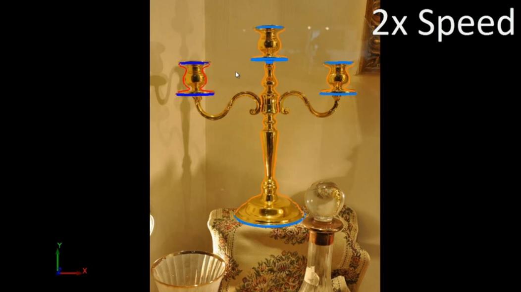 Software que obtiene un modelo 3D a partir de una única foto 2D
