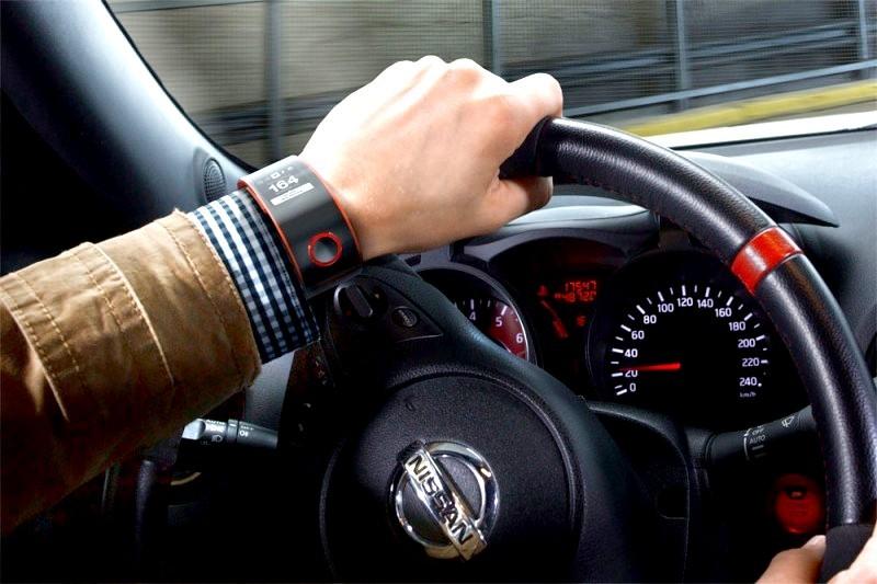 Nissan presenta, Nismo, su propio reloj inteligente