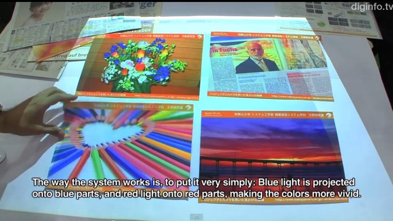 Sistema manipula colores dinámicamente para ayudar a personas con deficiencias visuales