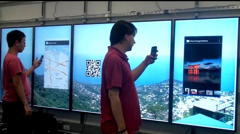 Google quiere que se transmita fácilmente contenido desde un smartphone a cualquier pantalla