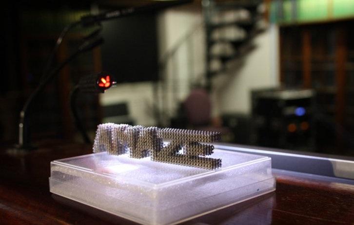 Buscan crear una impresora 3D de metales para ser usada en el espacio
