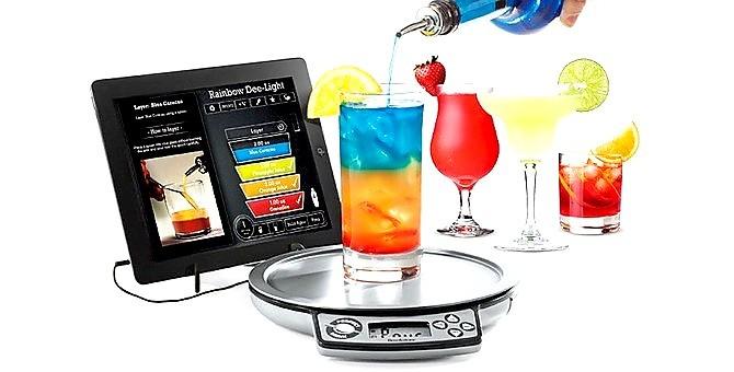 Sirva sus cocteles con las medidas exactas gracias al Perfect Drink Bartender