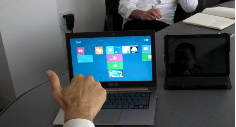 Controle su computador o TV a distancia con gestos de la mano