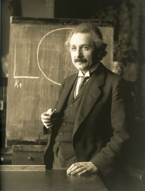 La voz de Albert Einstein