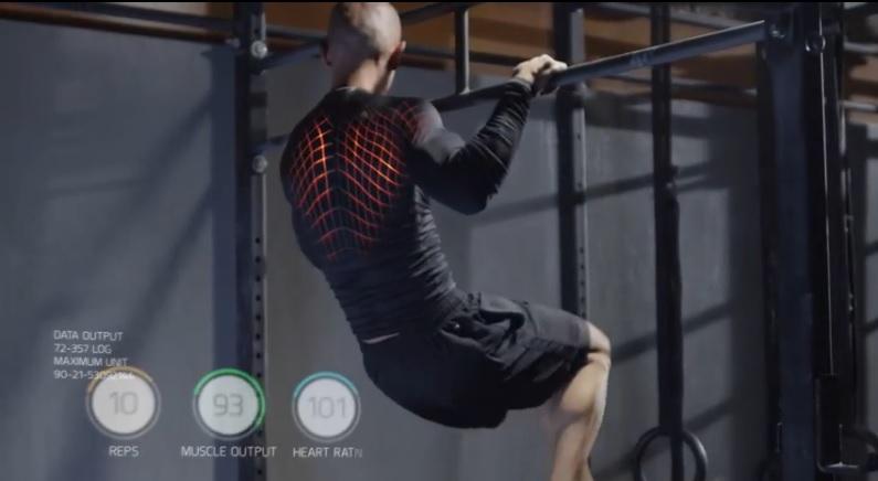 Desarrollan traje inteligente para deportistas