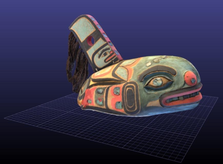 El Instituto Smithsoniano crea un portal para apreciar sus objetos en 3D