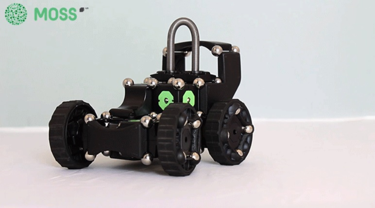 Construya el robot que quiera, sin saber de programación