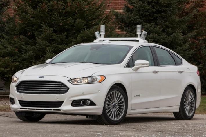Ford prueba conducción autónoma de vehículos con láser