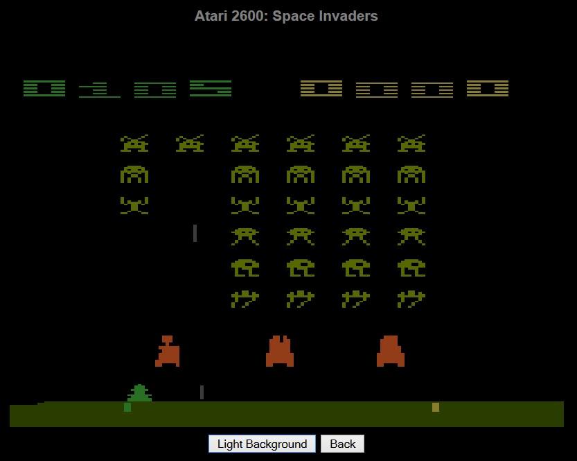 Videojuegos de los años 70 y 80 disponibles en línea en Internet Archive
