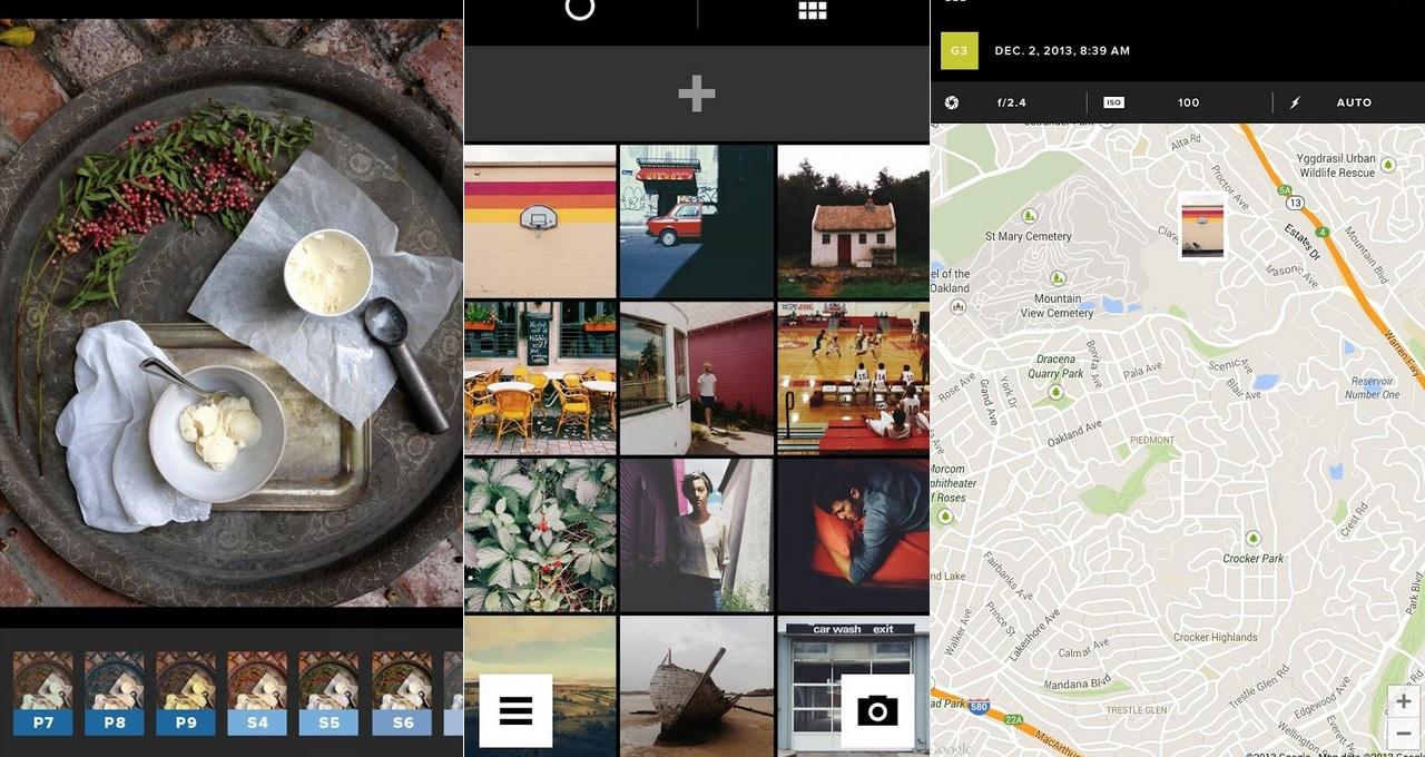 Herramienta para editar y mejorar sus fotos, gratis para iPhone, iPad, iPod, Android