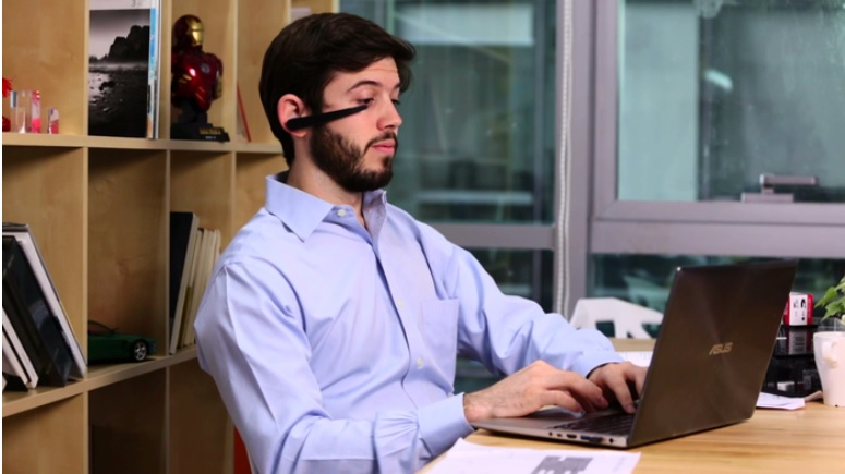 Dispositivo portátil para mantenerse alerta y despierto