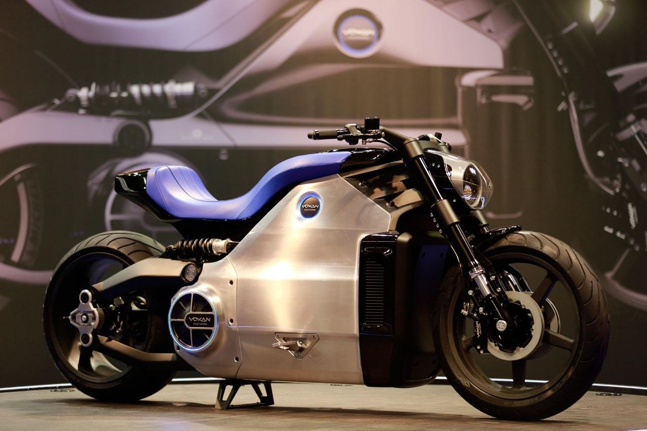 Wattman, la motocicleta eléctrica más poderosa del mundo