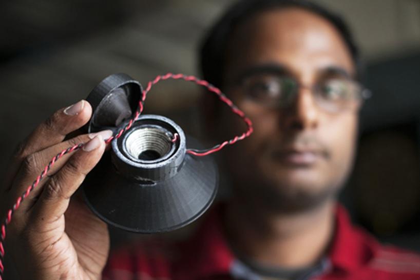Ahora se puede imprimir en 3D un altavoz completamente funcional