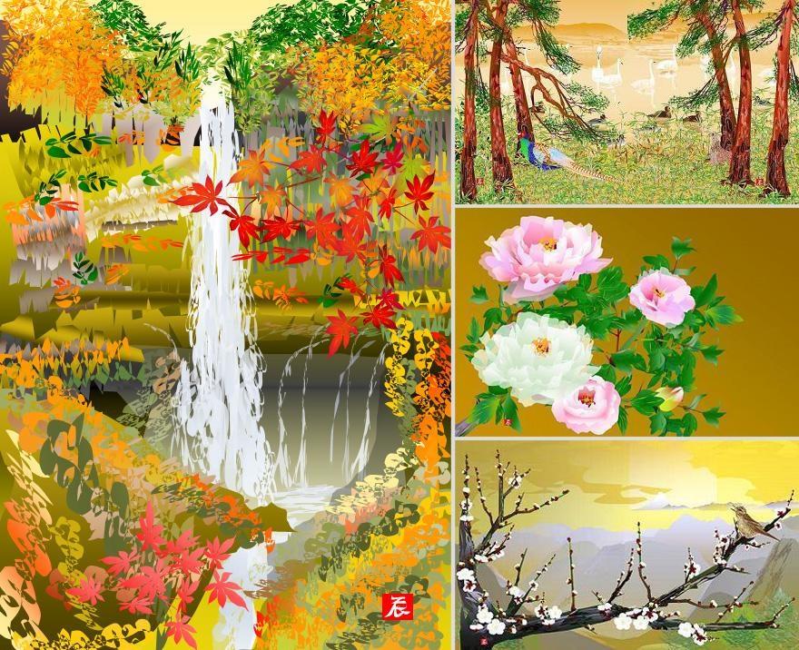 Artista japonés crea sus obras en Excel