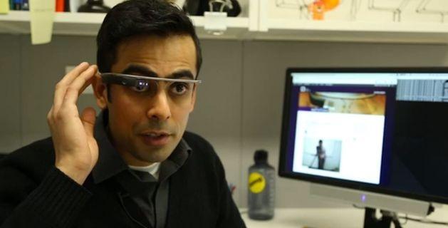 Plugin para publicar contenido con las gafas de Google a un blog WordPress