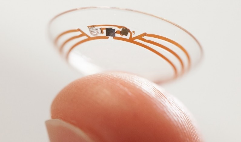 Google desarrolla lentes de contacto que miden nivel de glucosa