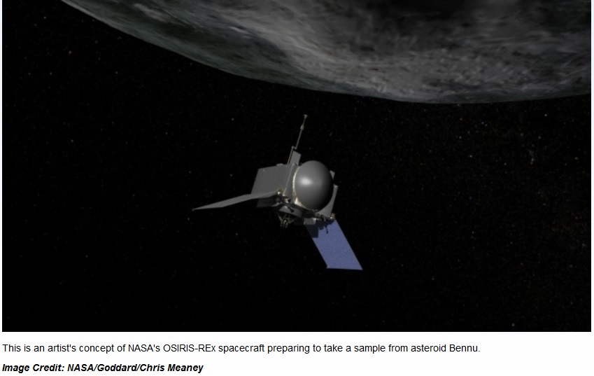 Envíe su nombre gratis en una misión de la NASA alrededor del sistema solar