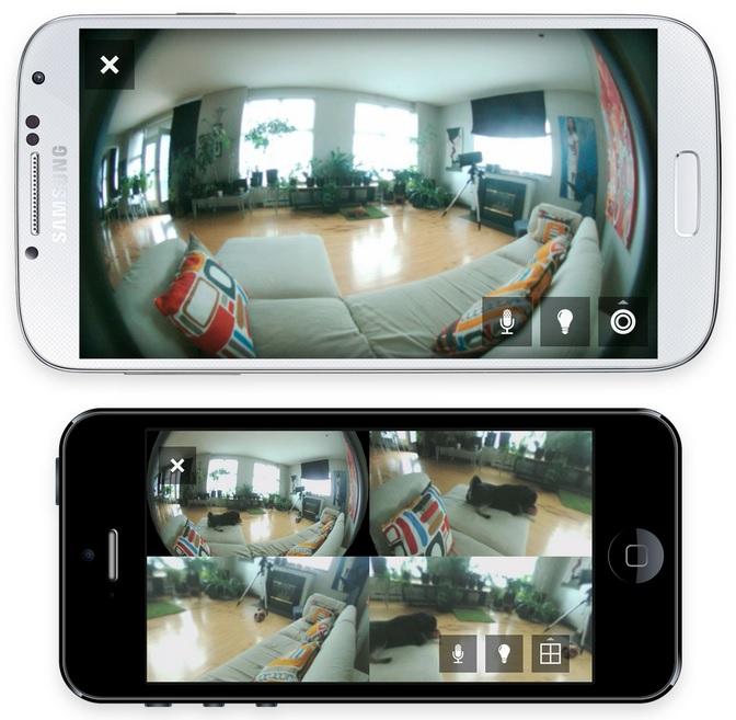 Sistema de seguridad y automatización de hogares, controlado desde su teléfono