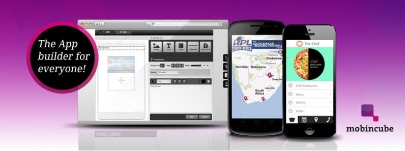Ahora puede crear aplicaciones móviles para cualquier sistema, sin saber programar