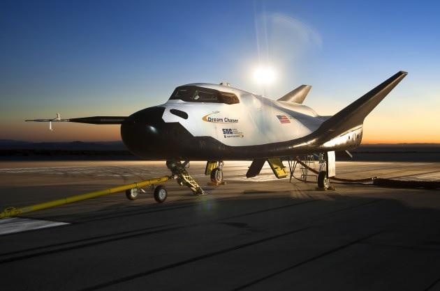 Video del nuevo transbordador espacial que utilizará la NASA