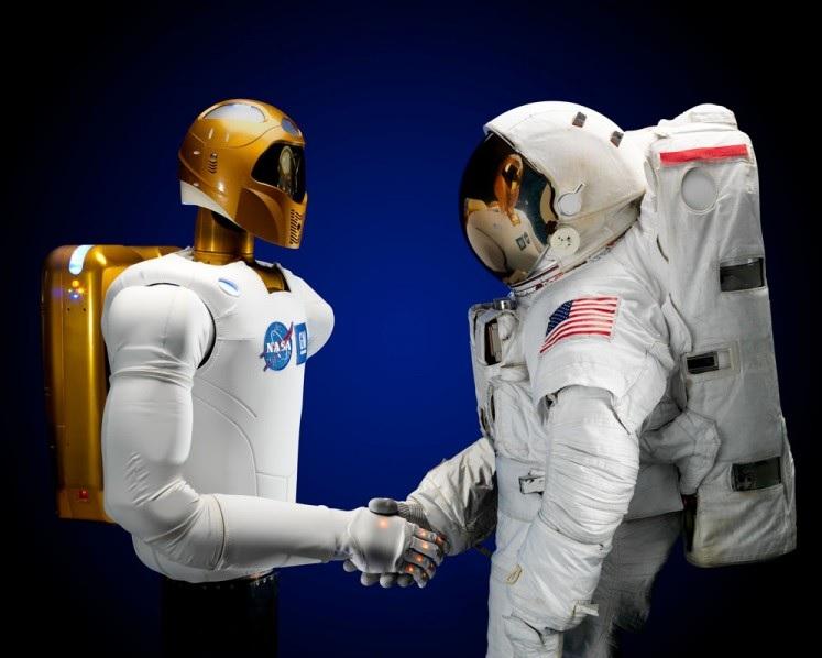 Robot de la NASA aprende medicina para servir de médico en el espacio