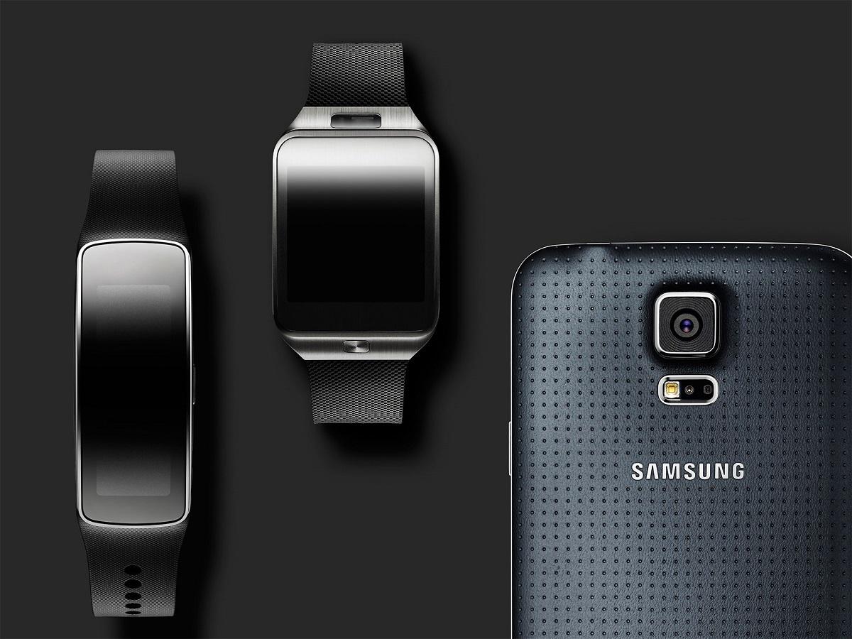 Samsung presenta su monitor de actividad física Galaxy Gear Fit